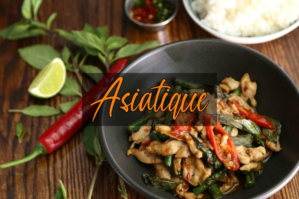 catégorie site de cuisine asiatique, 4 épices