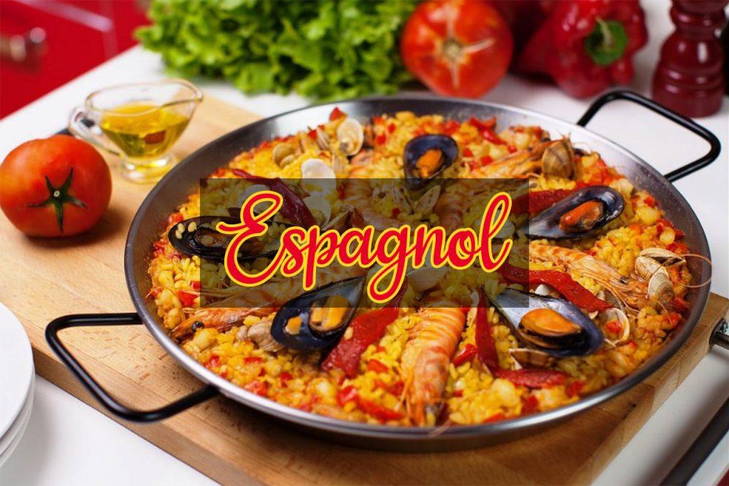 catégorie blog de cuisine espagnole, 4 épices