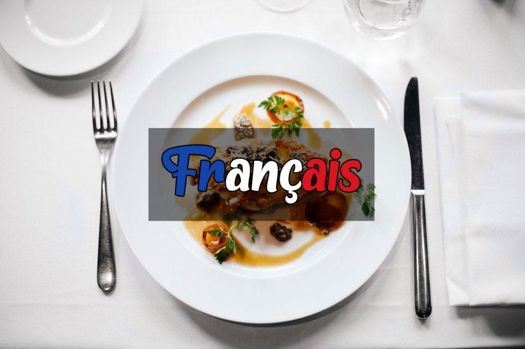 catégorie site de cuisine française, 4 épices