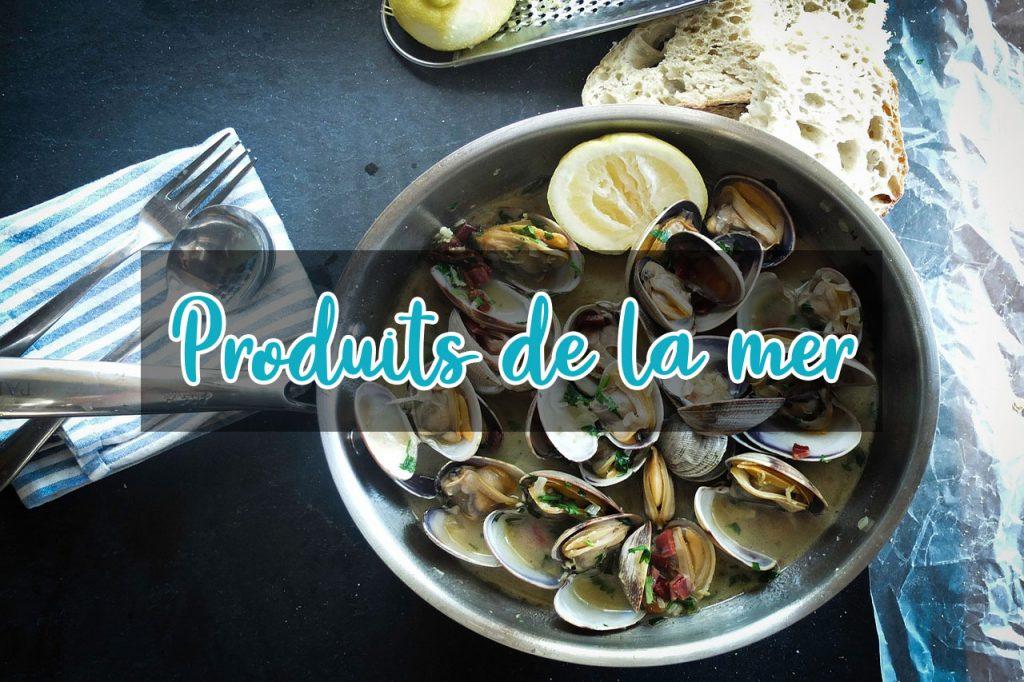 catégorie blog de cuisine produits de la mer, 4 épices