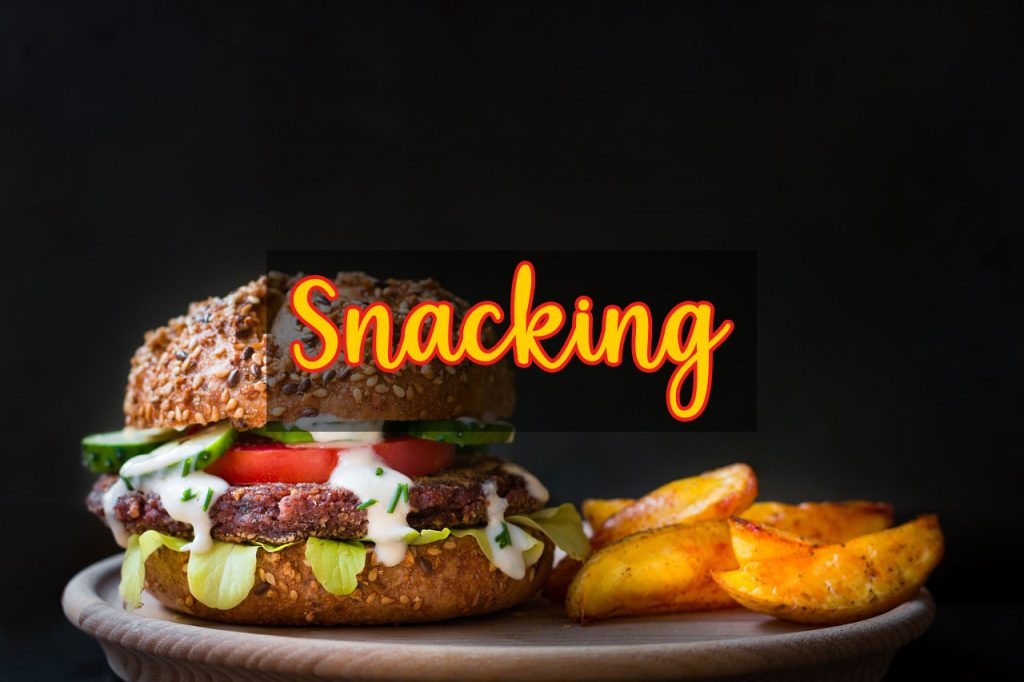 catégorie site de cuisine snacking, 4 épices